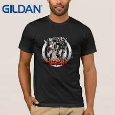 Designs Solid Color T Shirt For Mens Divinity Original Sin