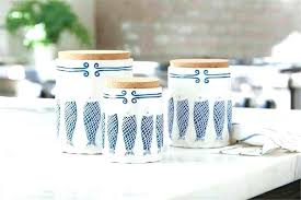 5 gallery amazing white kitchen canisters canister set sets ceramic black and with regard