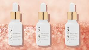 i tried the farsali rose gold elixir that s all over insram allure