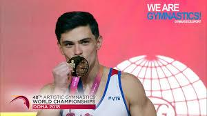 <b>2018</b> Artistic Worlds – Artur Dalaloyan (RUS), new world champion ...