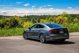 2018 audi a5. unique 2018 2018 audi a5 driver side rear quarter view on