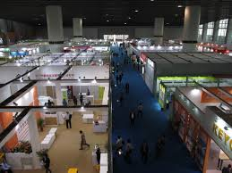 office furniture trade shows. interesting shows office furniture museum crowded on trade shows