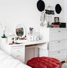 home accessory home decor makeup table white roomspiration furniture makeup table pajamas