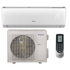 gree vireo btu ton ductless mini split air conditioner gree vireo 36 000 btu 3 ton ductless mini split air conditioner and heat pump kit 208 230v 60hz vir36hp230v1ak the home depot