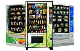 Healthy Vending Machines Melbourne