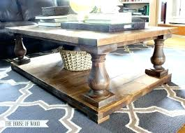 build wood coffee table barade best for diy glass top ideas