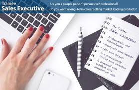trainee sales executive   commercial   south