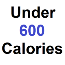 health fitness under 600 calories fast food nutrition choices for weight loss and