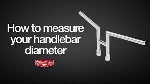 How To Measure Your Handlebar Diameter