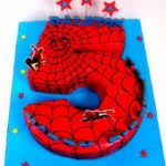 Spiderman Birthday Cakes Sweet Cream Cakes For Any Occasion Walmart