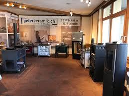 Ofenausstellung Peterkeramik Gmbh Ofenbau Und Plattenleger