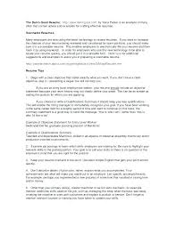 Examples Of Summary For Resume Examples Of Summary In Resume ...
