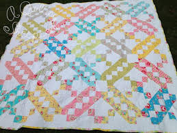 29 best Quilts ~ Jacob's Ladder images on Pinterest   Appliques ... & A Quilting Sheep: Jacob's Ladder ~ Love this vintage flavor Jacob's Ladder  quilt. What Adamdwight.com