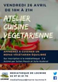 Morbihan Manifestation Culturelle Atelier Cuisine Végétarienne