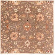 surya caesar classic traditional square dark forest area rug traditional area rugs by arearugs