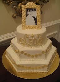 50th Wedding Anniversary Cakes Bialydworek
