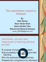 essay on technical education the examination system in