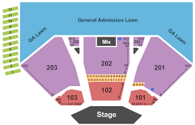 Alpine Valley Detailed Seating Chart With Seat Numbers Alpine Valley Music Theatre Seating Chart East Troy