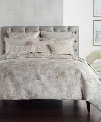 new hotel collection speckle printed cotton queen duvet cover macy s 335
