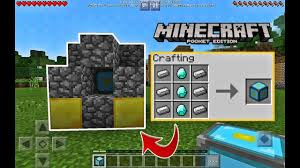 Nether Core Reactor Pattern Adorable MCPE Top SECRET Crafting NETHER REACTOR CORE In Minecraft PE 4848