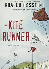 the kite runner graphic novel khaled hosseini  the kite runner graphic novel khaled hosseini 9781594485473 com books