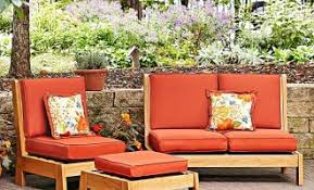 wood patio furniture plans. Easy-chairs Patio Set Wood Furniture Plans