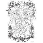 Disney Free Coloring Pages Crayolacom