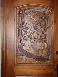 Door Panels | Hand Carved Doors | Masterpiece Wood Carved Doors ...