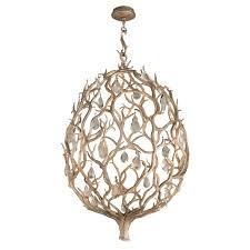 enchanted pendant led light fixture