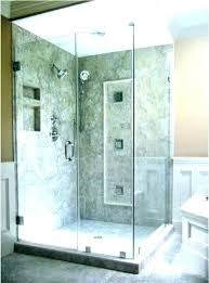 how much is a shower door shower doors glass shower door cost frameless glass shower door