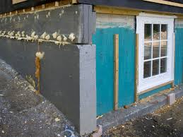 Insulation New Hudson Valley - Insulating block walls exterior
