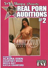 Real pornstar auditions 2