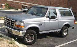 full size bronco we love fords past present and future ford bronco 1966 1996