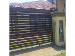 aluminium glass garage doors and gates 3 4