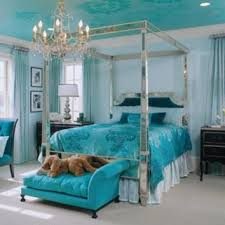 Mirrored canopy bed frame from themirroredbedcompany.com | Things