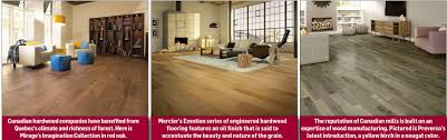 wonderful canadian hardwood flooring manufacturers canadian mills quality you can count on floorcoveringnews