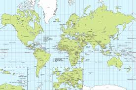 World Map Black And White With Longitude Latitude Best Us Maps With