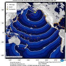 Major magnitude 8.2 quake hits south of ...