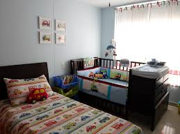 Amazing Image Of: Toddler Boys Room Ideas