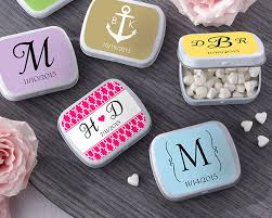 personalized white mint tins wedding favors by kate aspen Wedding Favors Mint Tins Wedding Favors Mint Tins #14 personalized mint tins wedding favors