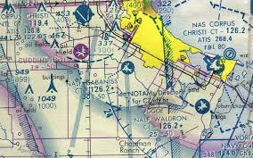 Brownsville Sectional Chart Abandoned Little Known Airfields Texas Western Corpus