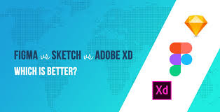 Azure Design Tool Figma Vs Sketch Vs Adobe Xd Which Is The Better Design Tool