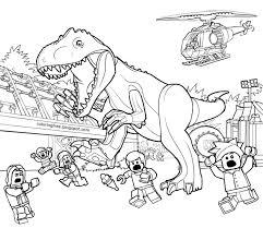15 Lego Jurassic World Kleurplaat Krijg Duizenden Kleurenfotos