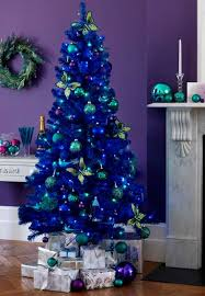 Interesting Blue Christmas Tree Decorating Ideas 86 On Simple Blue Christmas Tree Ideas