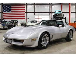 1980 Chevrolet Corvette for Sale on ClassicCars.com