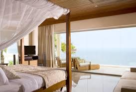 Lake House Bedroom Beautiful Bali Style Bedroom 3 Modern Lake House Architecture