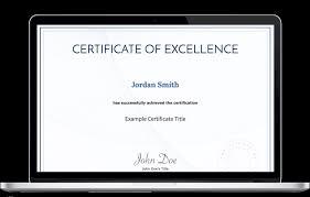 Digital Certificate Badges Vs Certificates