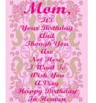 Happy birthday poems for mom in spanish pictures