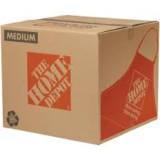 Cardboard Box Sizes Chart The Home Depot 18 In L X 18 In W X 16 In D Medium Moving Box