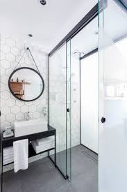 modern bathroom tile. Good Hexagon Bathroom Floor Tile Modern Bathrooms